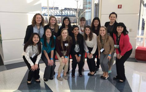 Key Club attends District Convention