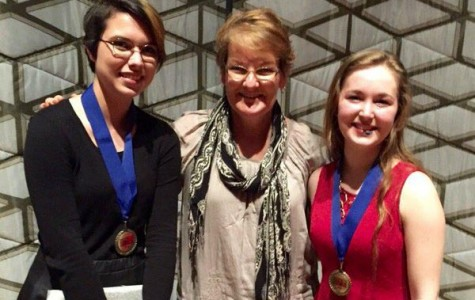 BC students advance in Poetry Out Loud