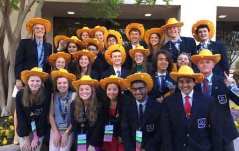 BC DECA competes at ICDC in Nashville