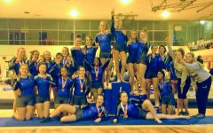 Gymnastics team wins big