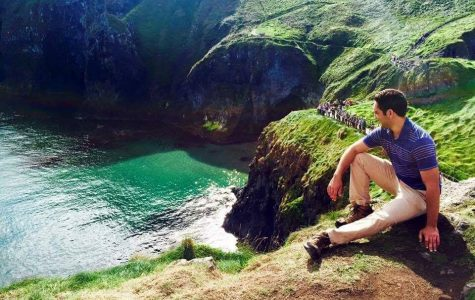 BC alum shares experiences in Ireland