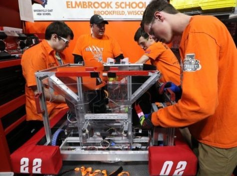 An inside look at BEAST Robotics at competition