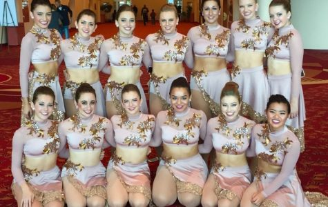 Lancer dancers prance their way to Worlds