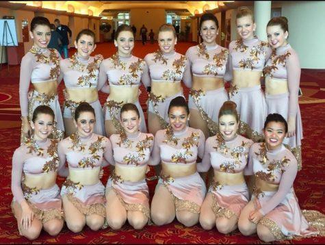 Lancer dancers prance their way to Worlds
