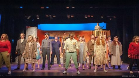 BC Students star in Little Shop of Horrors