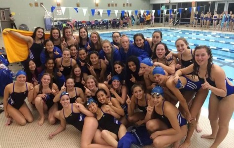 Girls' Swim and Dive concludes, Boys' begins