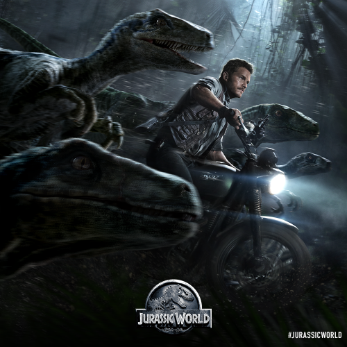 'Jurassic World' holds the record for highest grossing weekend of all time with $524.4 million.