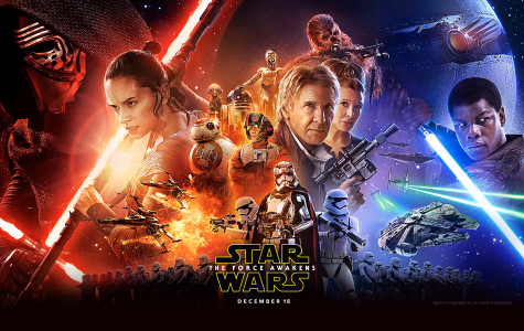 'Star Wars: the Force Awakens' comes to theaters on Dec. 18.
