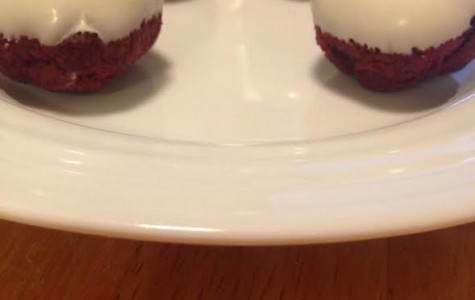 Holidays with the Hartwigs: red velvet Valentine's Day cake balls