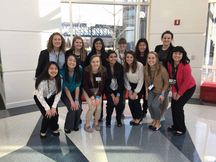 Key Club attends District Convention – Brookfield Central Tyro