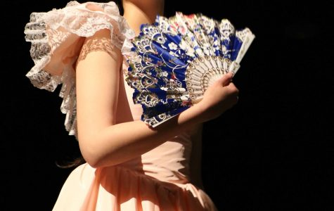 Fashion club presents first fashion show