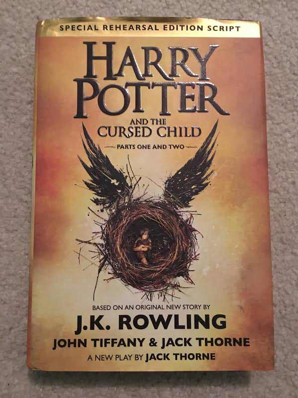 New Harry Potter book lets down loyal fans