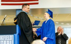 Special graduation ceremony held for student battling cancer