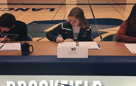 Athlete Feature: Georgina Eberle becomes a Hoya