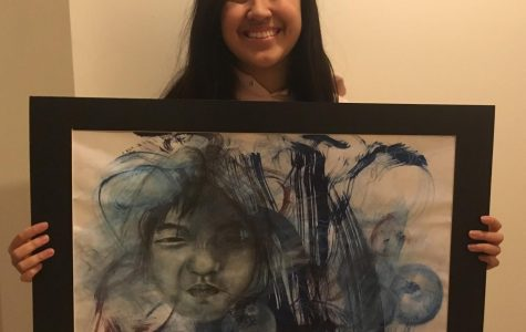 Student artists win national Scholastic Art & Writing Awards