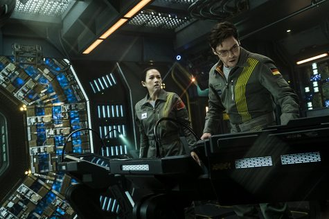 The Cloverfield Paradox lacks plot
