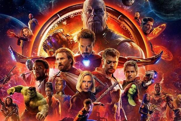Avengers%3A+Infinity+War+is+an+immediate+success