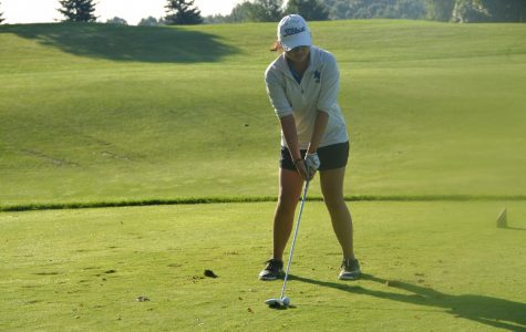 Girls Golf takes off