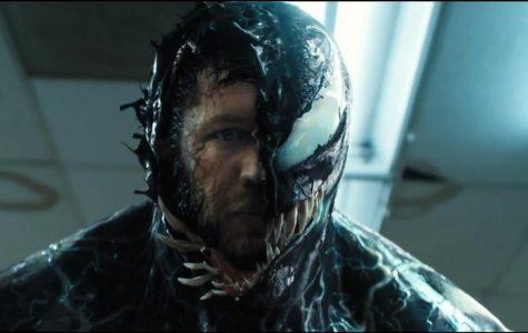 Venom falls short of Marvel standard
