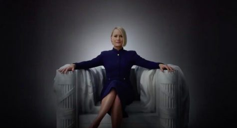 First female POTUS in House of Cards
