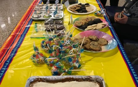 She's the First executes noteworthy bake sale