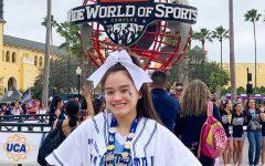 Kiese excels in final cheer season