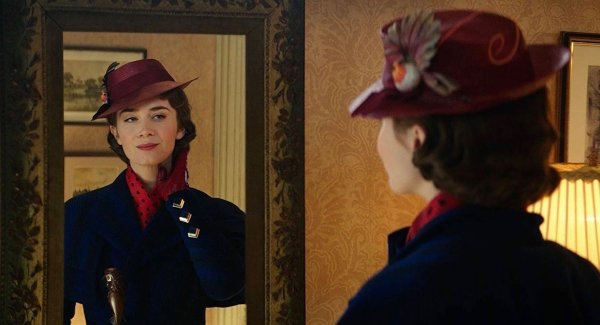 Mary Poppins Returns delights audiences of all ages