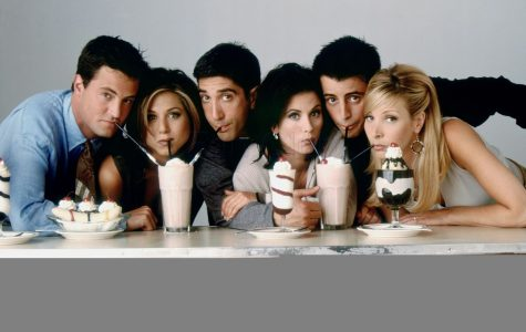 FRIENDS: we'll be there for you