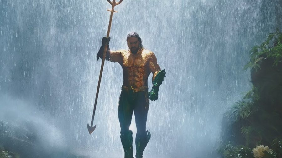 It seems like DC's finally getting on the superhero trend that took over pop culture in the past few years. While Marvel definitely has a monopoly on the superhero-film industry, Aquaman seems to be proof that Marvel isn't the only talent out there.