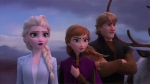 Frozen II trailer teases a possible location shift