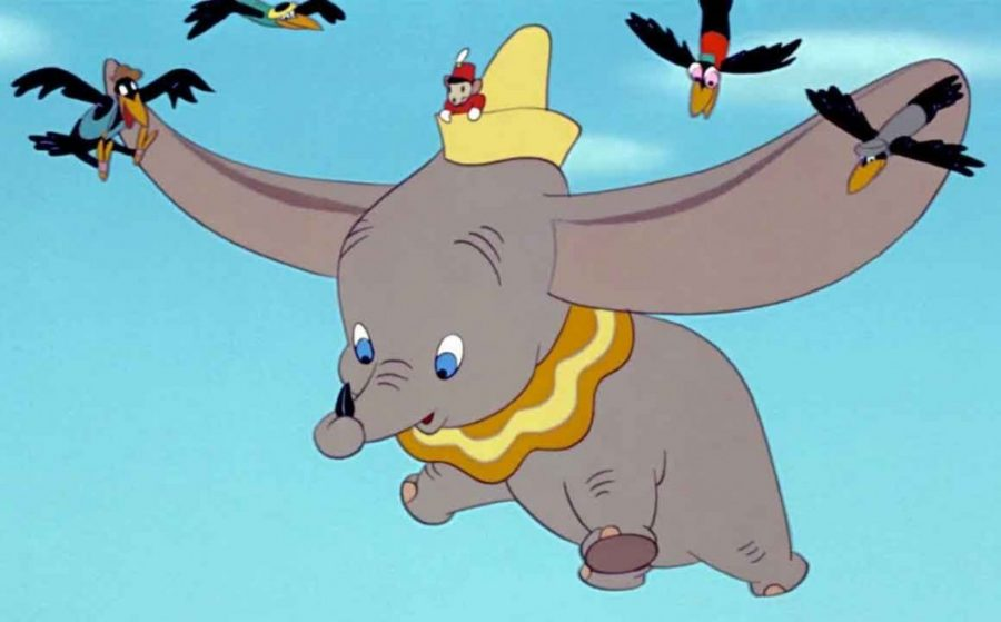 Dumbo+disappoints+audiences