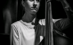 Student musician receives award for solo jazz performance at Charles Mingus Competition