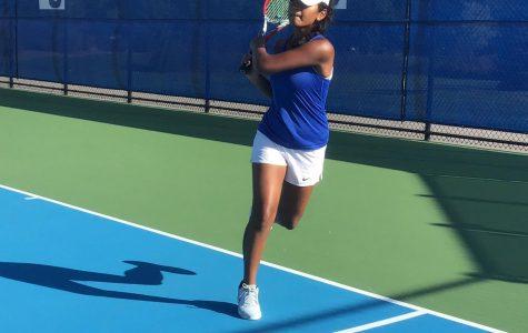 Advantage, Lancers: Girls Tennis team's chemistry prevails