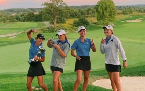 Team of par-fection: Girls Golf primed to break records