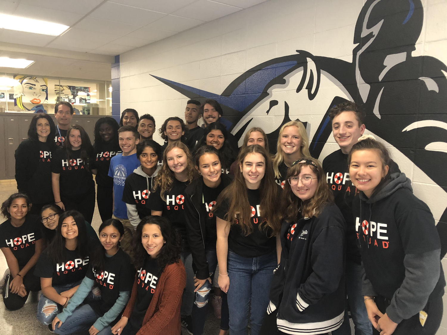 Wisconsin's first Hope Squad founded at BCHS