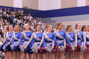 Homecoming 2019 kicks off with lively assembly