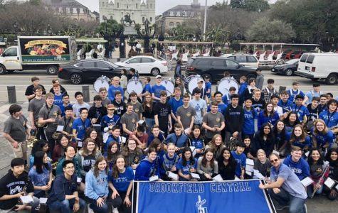 Gumbo, Beignets and Jazz: Brookfield Central Band makes new experiences in New Orleans