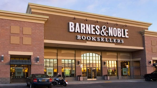 The issue with Barnes and Noble