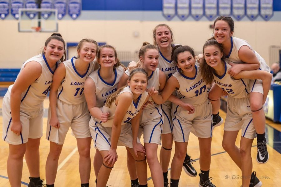 Team chemistry defines Freshman Girls Basketball season